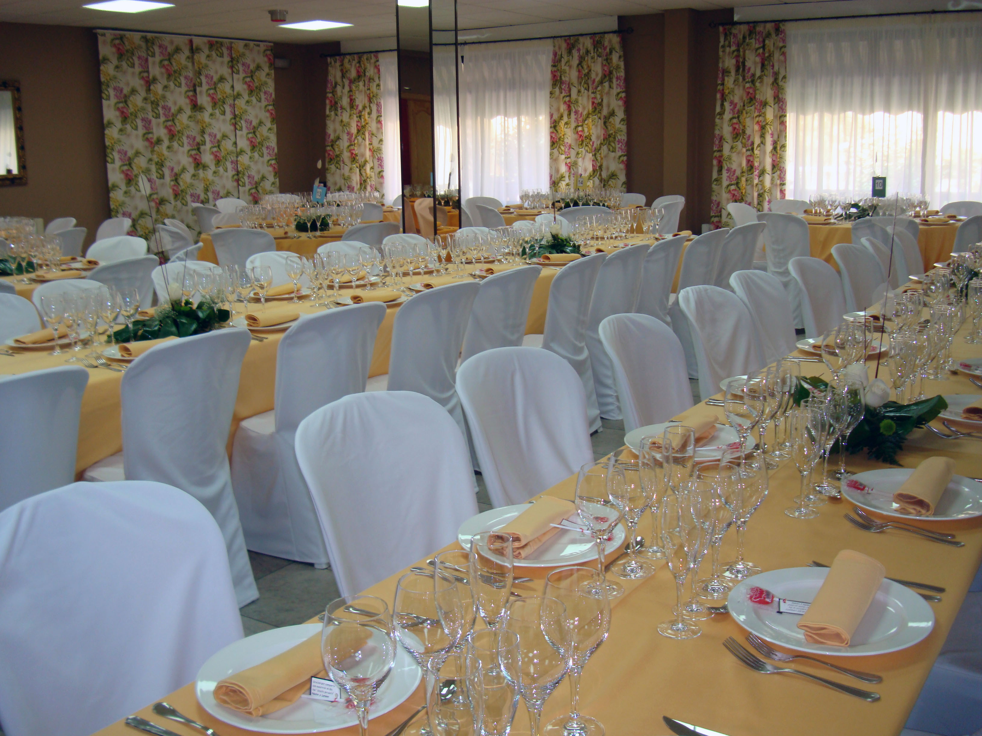 Hotel Restaurante El Pentágono – Casa Fidel